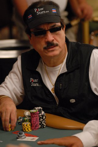 Famous brazilian poker player